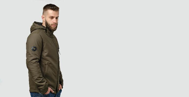 Демісезонні куртки Danstar