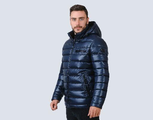 Куртки пуховики зимові Danstar
